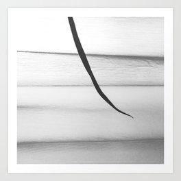 Tender Swoop Art Print