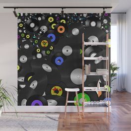 Forever Vinyl Wall Mural
