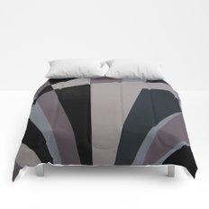 Razzle Dazzle Camouflage Graphic Art Comforters