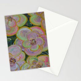 My flowers Stationery Cards