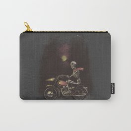 Death Rides in the Night Carry-All Pouch