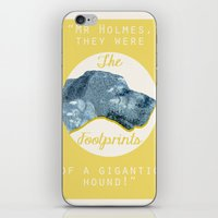 the hound iPhone & iPod Skins featuring HOUND. by LiseRichardson
