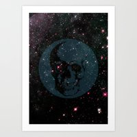 dead space Art Prints featuring Dead Space by Fimbis