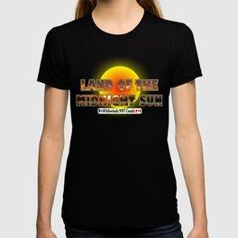 Land Of The Midnight Sun T-shirt