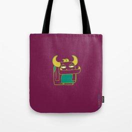 cutie monster_06 Tote Bag