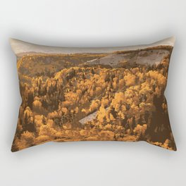 Riding Mountain National Park Rectangular Pillow