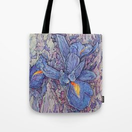 A Song About Iris #3 Tote Bag
