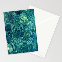 Mar de las calmas Stationery Cards