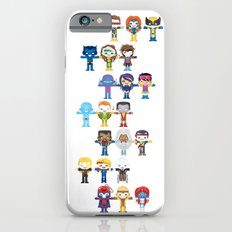 90's 'X-men' Robotics iPhone 6s Slim Case