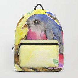 Bird of Fantasy Backpack
