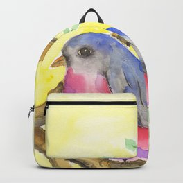 Bird of Fantasy Backpack
