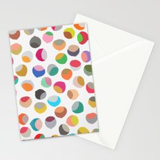 painted chestnuts 1 Stationery Cards