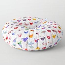 Freshwater shrimp - name Floor Pillow