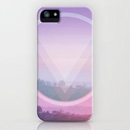 Evening Sunshine iPhone Case