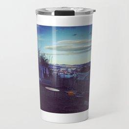 A Healthy Backyard Travel Mug