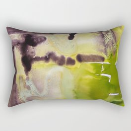 Landscape with Argonauts - Abstract 0034 Rectangular Pillow