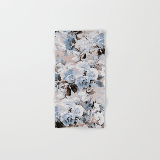 FLORAL PATTERN 10 Hand & Bath Towel