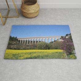 Aqueduct Roquefavour Rug