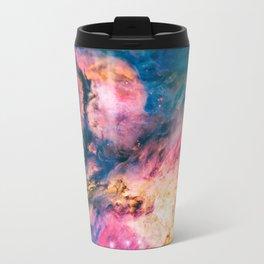 The awesome beauty of the Orion Nebula  Travel Mug