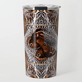 Butterfly effect Travel Mug