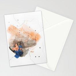 Divide #6 Stationery Cards