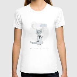 Lili Moon // Little black lines T-shirt