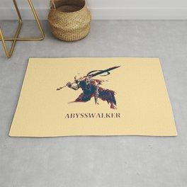 The Abysswalker Rug