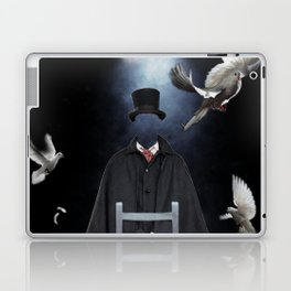The great illusionist Laptop & iPad Skin