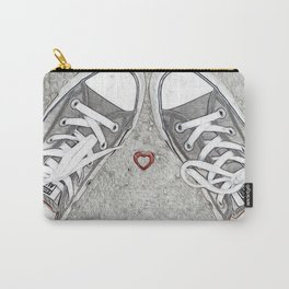 Sneaking Up On Love Carry-All Pouch