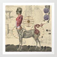 Centuarus* Art Print