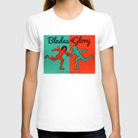 will ferrell T-shirts featuring Blades of Glory by Derek Eads