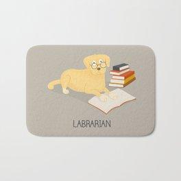 The Labrarian Bath Mat