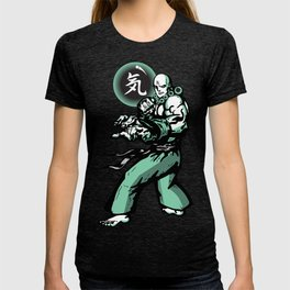 The Monk and The Orb T-shirt