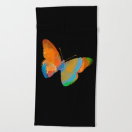 Butterfly Beach Towel