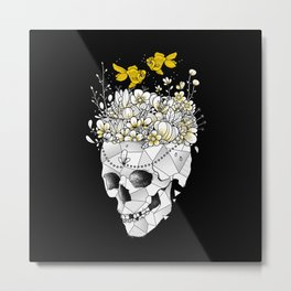 Get Lost With You Metal Print