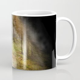 Wolf in the Forrest Coffee Mug