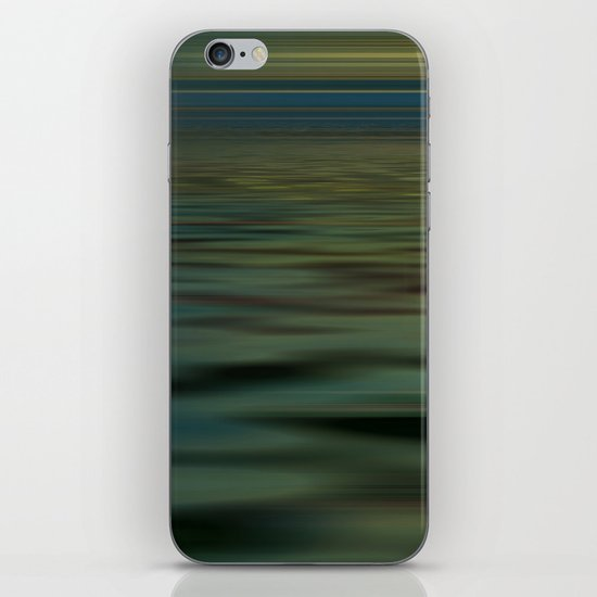 Lagoon iPhone & iPod Skin
