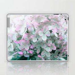 Soft Pastel Hydrangeas Laptop & iPad Skin