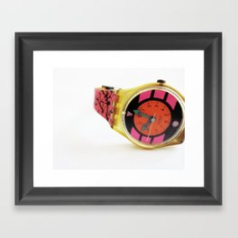 Swatch Framed Art Print