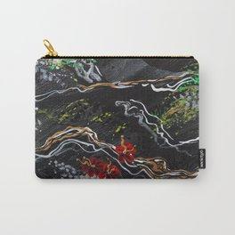 Silver Tree Carry-All Pouch