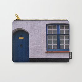 House from Bruges Carry-All Pouch