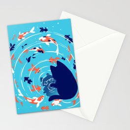 Let me in? Stationery Cards