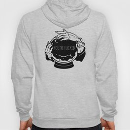 Crystal ball Fortune teller Hoody