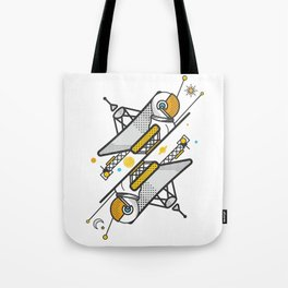 Voyager One Tote Bag