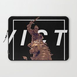 To Victory! Laptop Sleeve