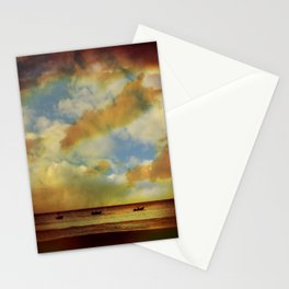 Dream For A Better Tomorrow Stationery Cards