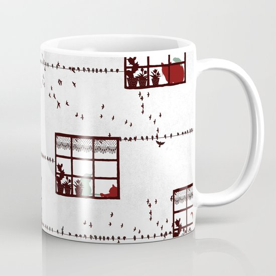 Cat Moments Coffee Mug