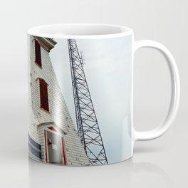 Cape Egmont Lighthouse and Communication Tower Coffee Mug