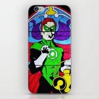 religion iPhone & iPod Skins featuring heroic religion by Flo Zero