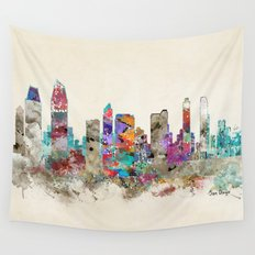 san diego california Wall Tapestry